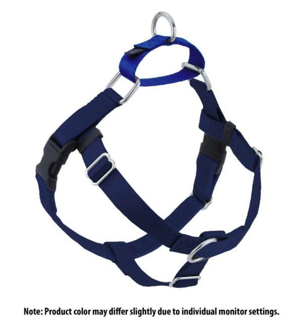 Freedom Harness Navy Blue