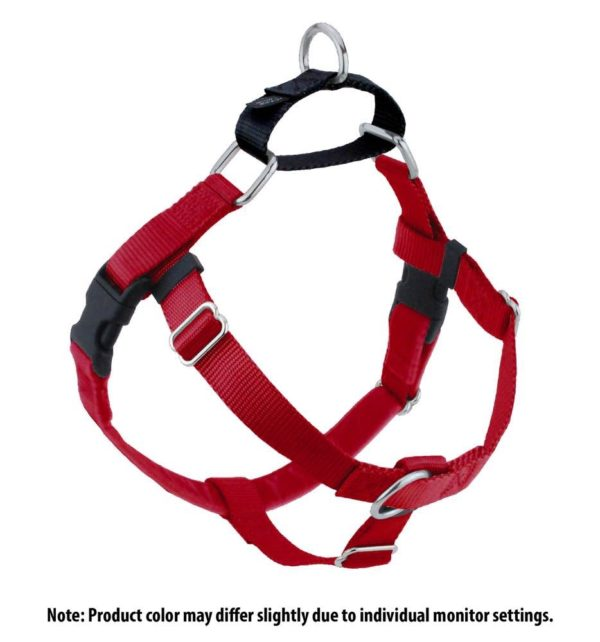 Freedom Harness Red
