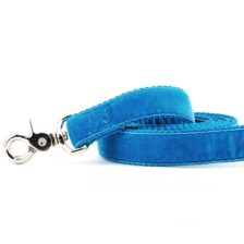 Velvet Leash Teal