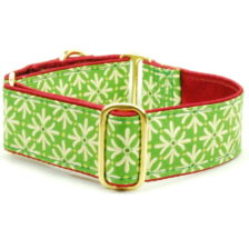 Vintage Snowflake - Limited Dog Collar