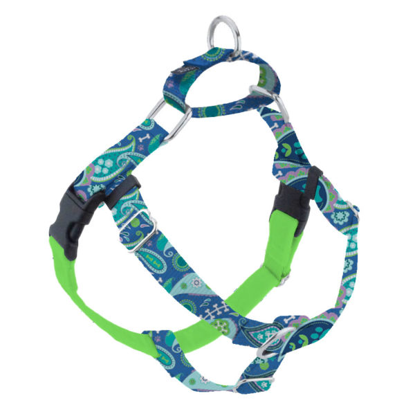 Paw Paisley Freedom No-Pull Dog Harness